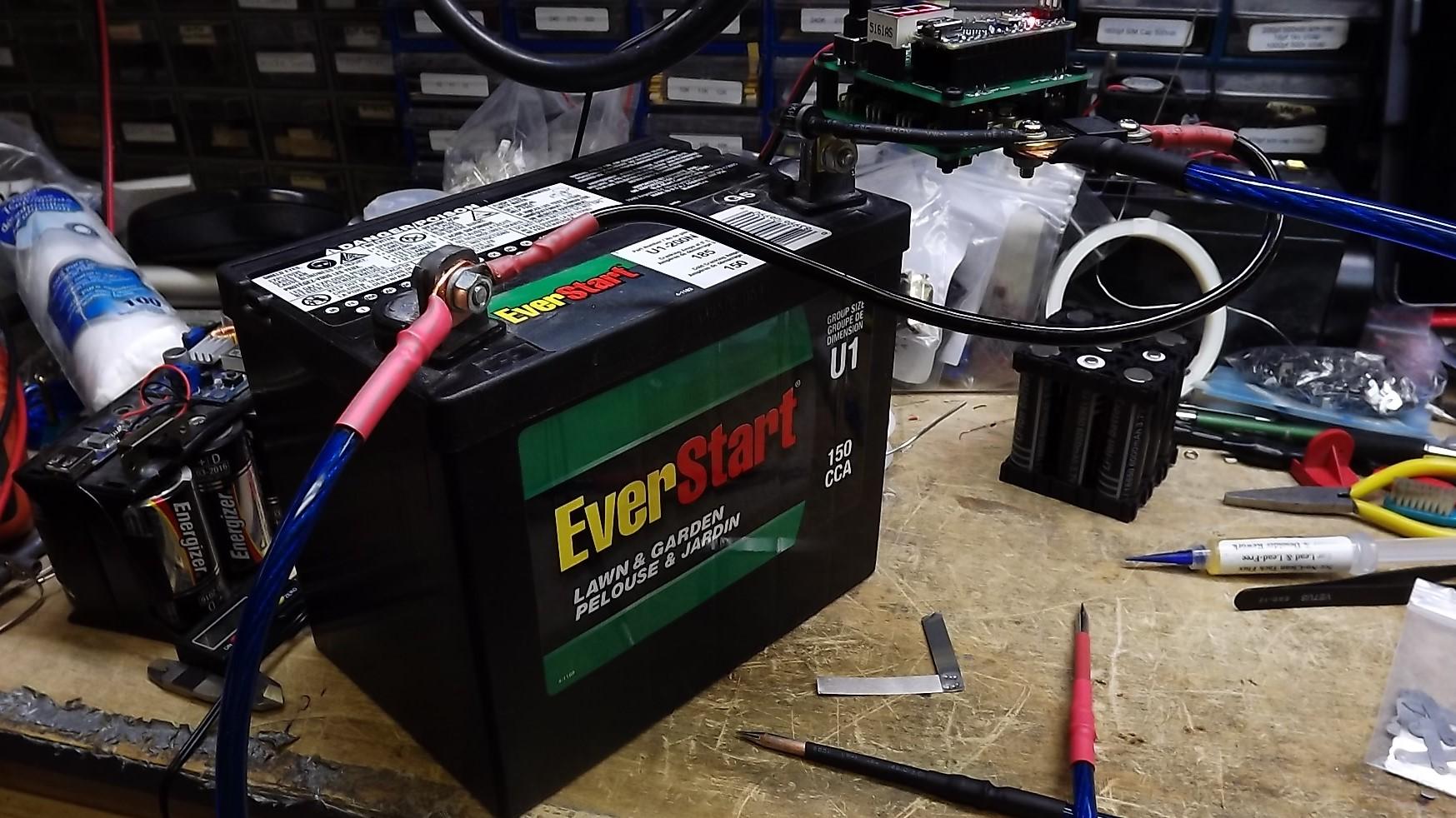 New Arduino Battery Spot Welder V2 Ralphs Hobby Shop Welding Wiring Diagram